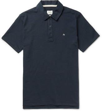 Rag & Bone Standard Issue Cotton Polo Shirt