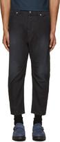 Diesel Black Narrot-A Trousers