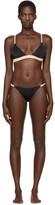 Solid & Striped Black The Morgan Bikini