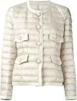 Moncler 'Debelle' padded jacket - women - Feather Down/Polyamide - 3