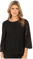 Pendleton Lace Top