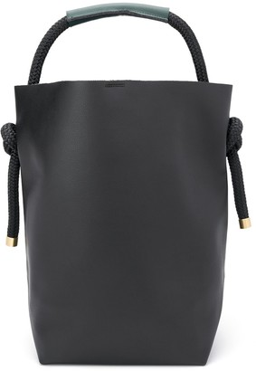 Zucca Bucket Tote Bag