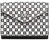 MICHAEL Michael Kors Women's Small Money Pieces Leather Envelope Wallet