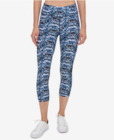 Tommy Hilfiger Kaleidescope Cropped Leggings, a Macy's Exclusive Style
