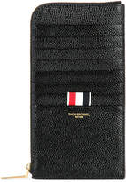 Thom Browne logo patched long wallet