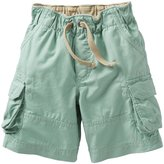 Carter's Cargo Shorts (Baby) - Mint-3 Months