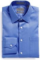 John W. Nordstrom Classic Fit Herringbone Dress Shirt