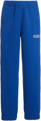 Ganni Software Isoli Recycled Jersey Sweatpants