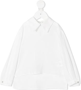 Simonetta Chiffon Shirt