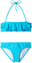 Seafolly Tropical Splice Mini Tube Bikini (Little Kids/Big Kids)