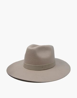 Madewell WYETH Wool River Rancher Hat