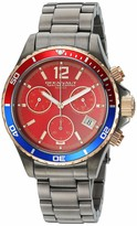 Thumbnail for your product : Oceanaut Men's Baltica Limited Edition Quartz Watch with Stainless Steel Strap Gray 20 (Model: OC0534)