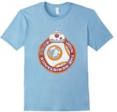 Star Wars BB-8 Episode 7 Join the Resistance Graphic T-Shirt