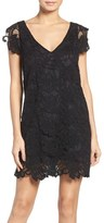 BB Dakota Women's 'Jacqueline' Lace Shift Dress