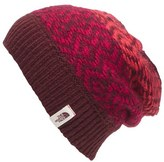 The North Face Women's Tribe N True Beanie - Red