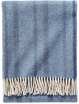 Pendleton Herringbone Eco-Wise Wool Throw