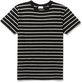 Saint Laurent - Slim-fit Striped Cotton-jersey T-shirt
