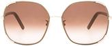 Chloé Square Nerine Sunglasses