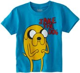 Adventure Time Boys 2-7 Jake The Dog Tee