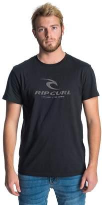 Rip Curl Cotton Logo T-Shirt