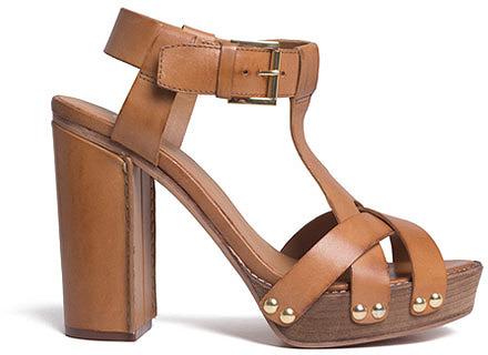 Isabella Oliver Ash Quartz Sandal