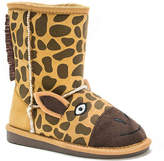 Muk Luks Girls Gabby The Giraffe Toddler Boot