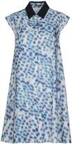 Jil Sander Navy Short dresses - Item 34447338