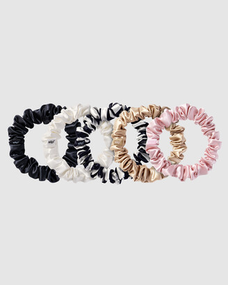 Slip Women's Multi Hair Accessories - Midi Scrunchies - Size One Size at The Iconic