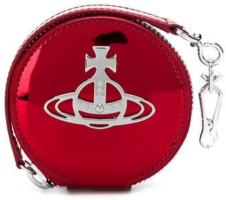 Vivienne Westwood logo plaque coin purse