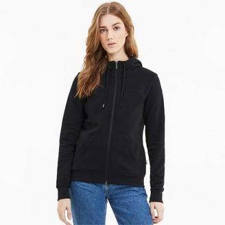 Puma Modern Basics Women's Full Zip Hoodie