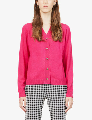 People's Republic Of Cashmere V-neck button-down cashmere cardigan