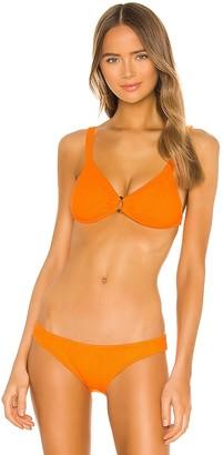 PQ X REVOLVE Ring Tri Bikini Top