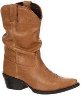 """Durango Girls' Boot DBT0108 8"""" Slouch"""