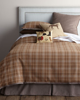 """Kevin"" Bed Linens with Equestrian Accents"