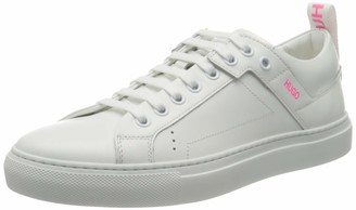 HUGO BOSS Women's Mayfair DetLow Cut-C Sneaker