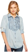Tasha Polizzi - Settler Shirt Women's Long Sleeve Button Up