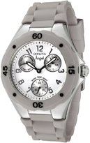 Invicta Women's 0705 Angel Collection Grey Multi-Function Rubber Watch