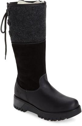 Bos. & Co. Goose Primaloft(R) Waterproof Boiled Wool Mid Calf Boot