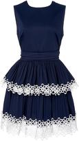 Alexis Desiree Tiered Mini Dress