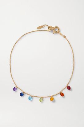 Persée Persee - 18-karat Gold Multi-stone Bracelet