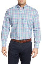 Tailorbyrd Men's Big & Tall Peachleaf Sport Shirt