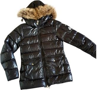 Pyrenex Black Polyester Coats