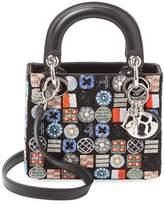 Christian Dior Women's Beaded Tote Bag