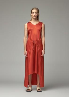 Rosetta Getty Women's Tie Dress in Terracotta Size 4