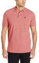 U.S. Polo Assn. Men's Twisted-Yarn Polo Shirt