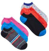 Hue Women's 6-Pk. Cotton No Show Socks