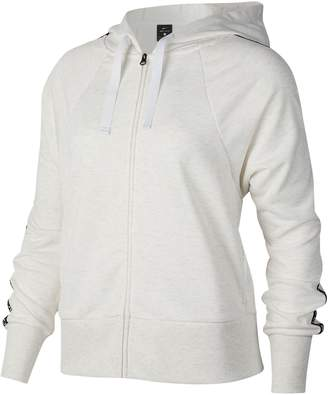 Nike Front-Zip Fleece Training Hoodie