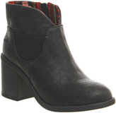 Blowfish Montley Ankle Boots