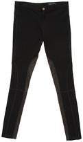 Rag & Bone Leather panelled leggings