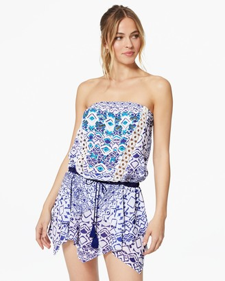Ramy Brook Printed Salima Dress